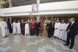 جامعة السلطان قابوس تبحث سبل التعاون مع وفد جامعة تشارلز