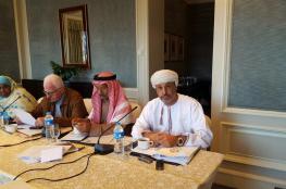 أعضاء مجلس عمان يشاركون في أعمال لجان البرلمان العربي