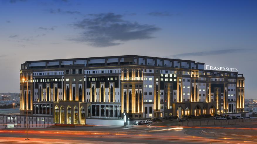 """الاحتفال بالافتتاح الرسمي لأول فروع فندق """"فريزر سويتس"""" في السلطنة .. غدا"""