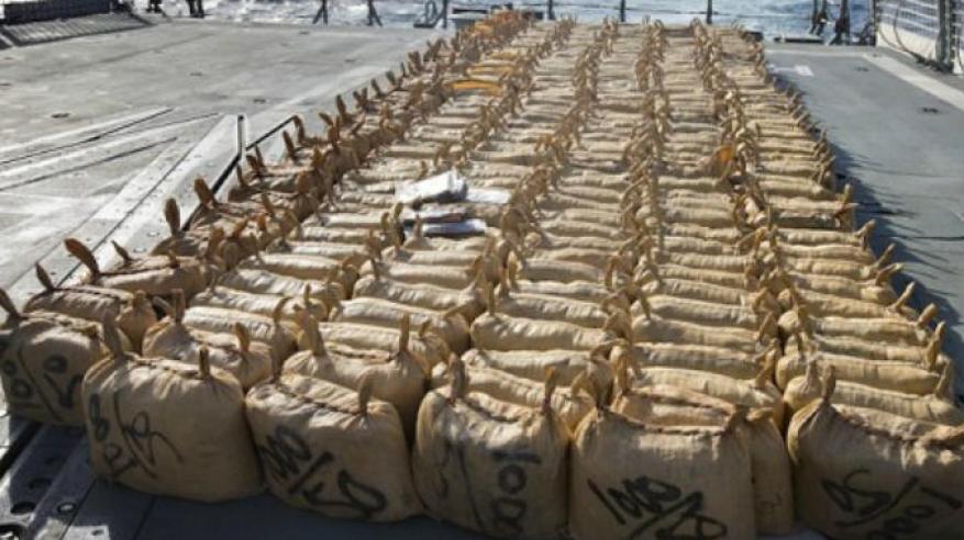 ضبط 1,7 طن من الكوكايين في كولومبيا