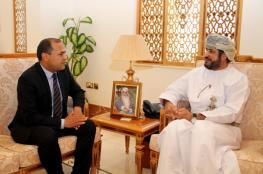 المرهون يبحث آفاق التعاون في مجالات الإدارة مع مسؤول تونسي
