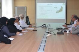 """حلقة عمل لتعريف موظفي """"كريدت عمان"""" بتأمين الاستثمار"""