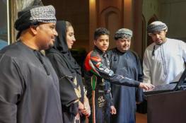 """""""صحار الدولي"""" يعلن أسماء الفائزين بجوائز السحوبات الشهرية في صلالة"""