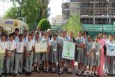 """""""المدرسة الهندية"""" تطلق مشروع توعويا ضد قطع الأشجار"""