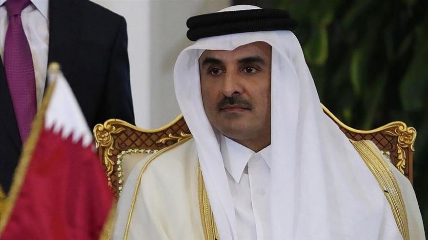 أمير قطر يغيب عن القمة الخليجية بالرياض