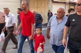 بالفيديو .. إسرائيل تستدعي طفلا فلسطينيا عمره 4 سنوات للتحقيق
