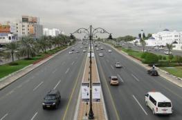 قرار بغلق شارع السلطان قابوس .. صباح الغد