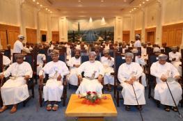 تكريم الفائزين بمسابقتي القرآن الكريم والإنشاد بشؤون البلاط السلطاني