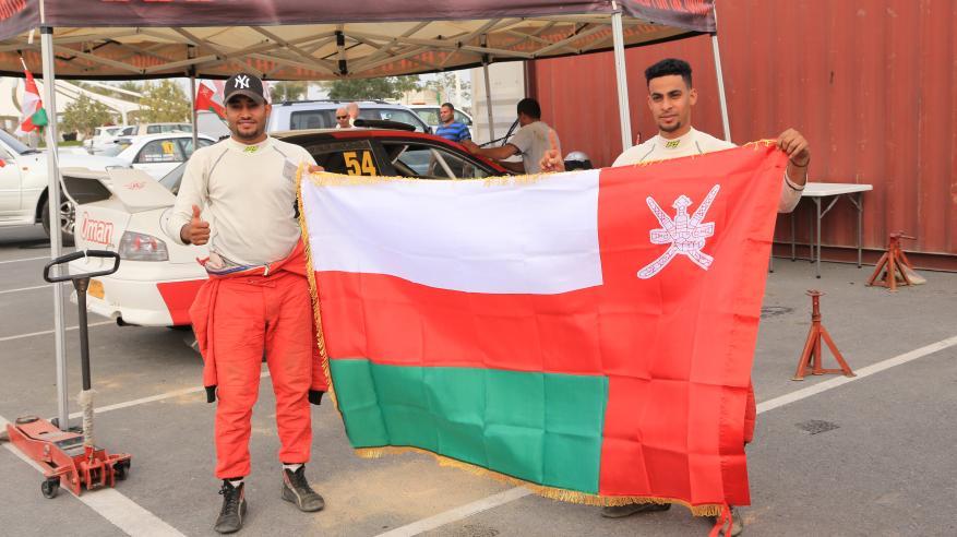 الطوقي يتوّج بلقب رالي قطر المحلي والعطية يحصد الدولي