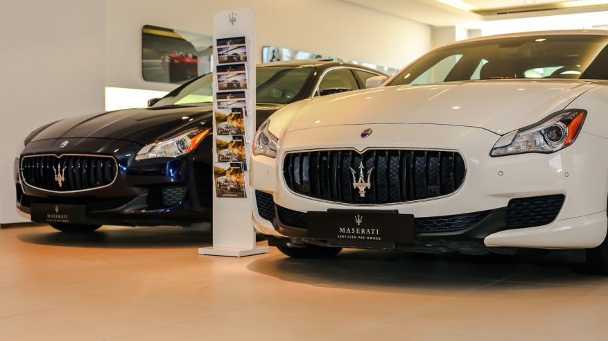 """مازيراتي تطلق """"Officine Maserati"""" للسيّارات المستعملة المعتمدة"""