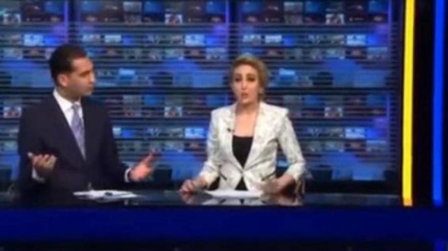 شاهد.. مذيعة عربية تستقيل على الهواء