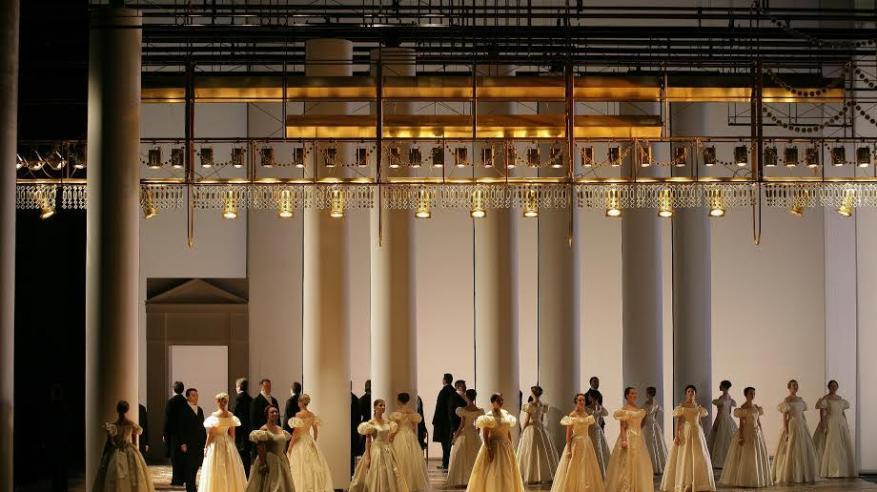 """أوبرا """"يوجين أونيجين"""" لتشايكوفسكي تصدح في دار الأوبرا السلطانية الخميس والجمعة"""