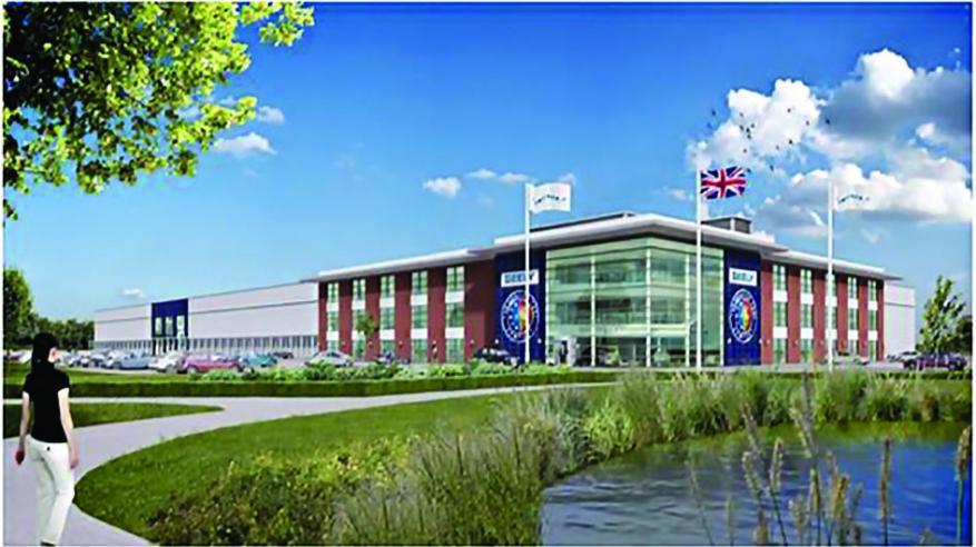 """""""جيلي"""" تؤسس استوديو لتصميم السيارات في بريطانيا"""