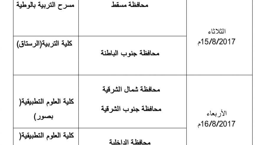 غدا.. التعليم العالي تبدأ محاضراتها التعريفية لطلبة البعثات الخارجية في مختلف المحافظات