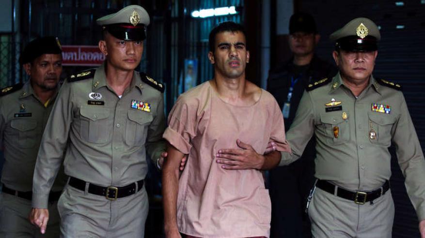 الإفراج عن لاعب كرة القدم البحريني المعتقل في تايلاند