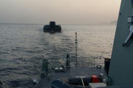 البحرية السلطانية العمانية تنقذ قاربا إيرانيا