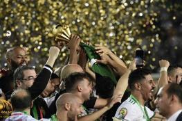 """8 أرقام مميزة للجزائر بعد التتويج بـ""""أمم إفريقيا 2019"""""""