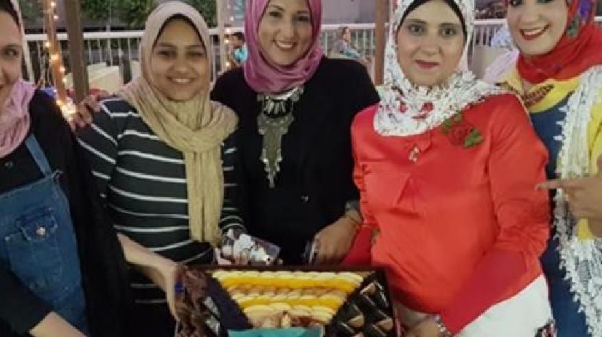 بالفيديو.. مصرية تقيم حفل بعد الانفصال عن زوجها