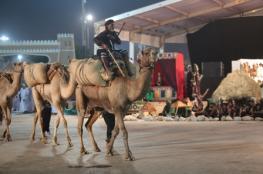 """""""درة الشرق"""" مسك ختام مسابقة الولايات بمهرجان صلالة السياحي"""