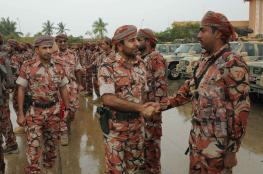 قوات السلطان المسلحة تؤكد جاهزيتها للتعامل مع الحالة المدارية