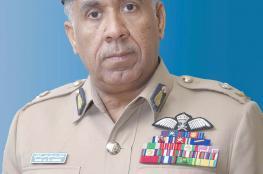 العبيداني يشارك في اجتماع قادة القوات الجوية الخليجي