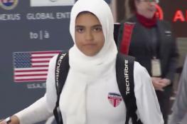 إجبار فتاة أمريكية على خلع حجابها داخل طائرة كندية