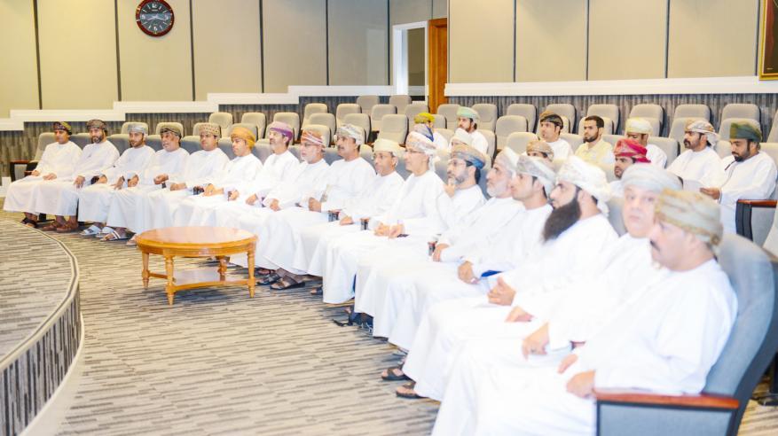 البيئة تنفذ ورشة حول الضبطية القضائية بالتعاون مع تنمية نفط عمان