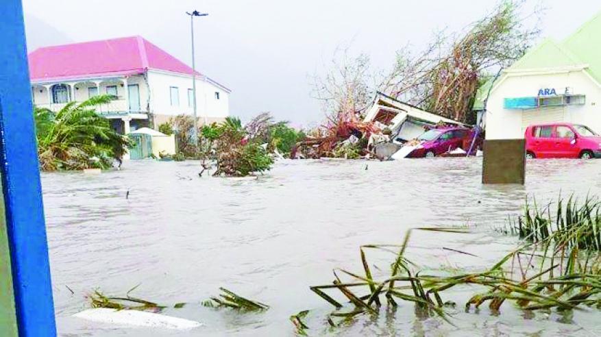ازدياد الكوارث الطبيعية 4 مرات منذ السبعينيات بسبب الاحترار