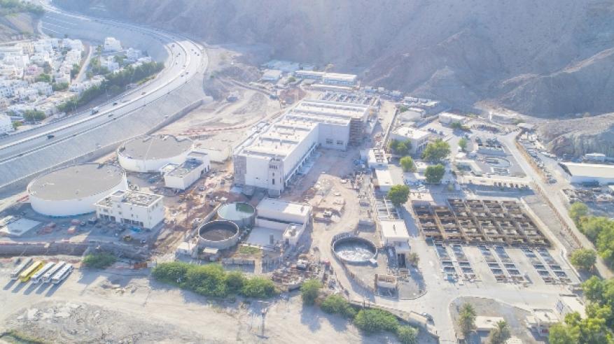 """442 مليون ريال لتنفيذ 14 مشروعا لـ""""حيا للمياه"""" في مسقط"""