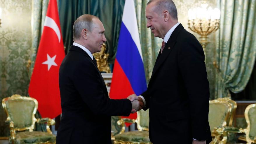 """""""فورين بوليسي"""" تتوقع """"انهيار"""" العلاقات التركية الروسية"""