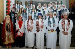التربية والتعليم تسترجع الموروث العماني والهوية الوطنية في احتفالها بالعيد الوطني التاسع والأربعين المجيد
