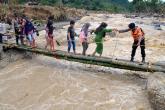 """""""تعديل الطقس"""" ومنع الأمطار .. تجربة ناجحة في إندونيسيا"""