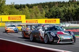 الفيصل الزبير يحصد مزيدا من النقاط في سباق بلجيكا