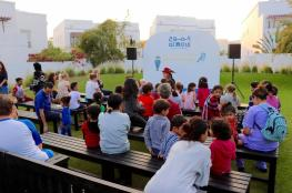 مبادرة لتبادل الكتب عبر المكتبات المجانية في الموج مسقط