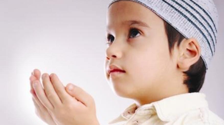 تهيئة الأبناء لصوم رمضان