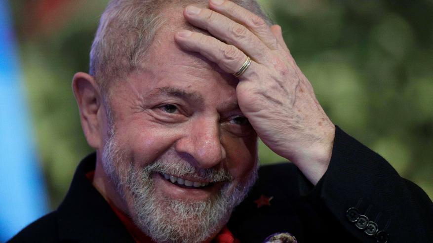 رئيس البرازيل السابق لولا داسيلفا سيرشح نفسه للرئاسة من السجن