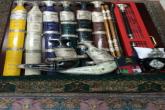 """مصادرة منتجات مخالفة تستخدم """"شعارات الدولة الرسمية"""""""