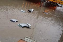 بالصور: أمطار غزيرة غير مسبوقة تجتاح الكويت.. ومطالب بإقالة الحكومة