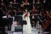 ماجدة الرومي تختتم مهرجان الموسيقى العربية بالقاهرة
