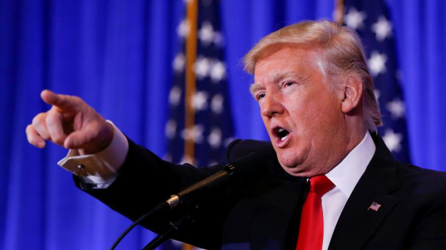قرار جديد من ترامب بخصوص اللاجئين