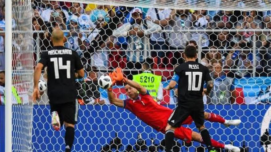 أيسلندا تفرض التعادل على الأرجنتين وميسي يهدر ضربة جزاء