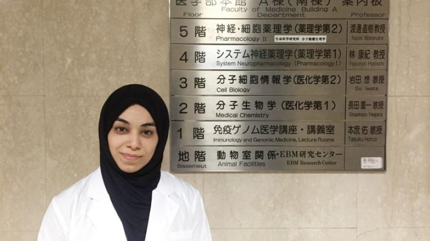 """باحثة عمانية ضمن الفريق الفائز بجائزة """"نوبل للطب"""""""