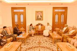 رئيسة جمعية الأمم المتحدة تشيد بمواقف السلطنة المشرفة وأدوارها المهمة