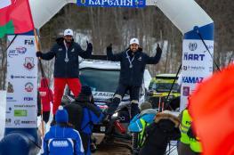 عبدالله الزبير ثانيا في بطولة العالم للراليات بروسيا