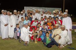 انطلاق مسابقة ثمانيات كرة القدم بجامعة السلطان قابوس