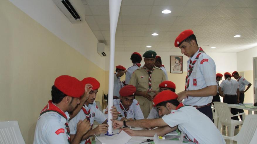 انطلاق البرنامج التدريبي لدورة قادة المستقبل