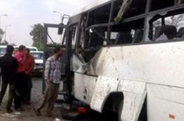 وفاة 26 وإصابة 25 في حادث استهداف أتوبيس أقباط بمصر