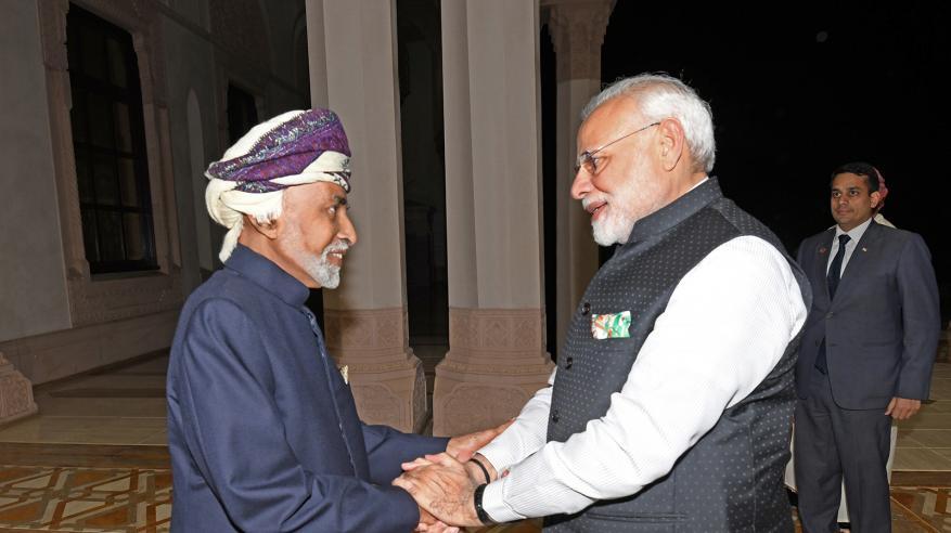 """العلاقات العمانية الهندية تتحول إلى """"شراكة إستراتيجية"""".. وإجراءات لزيادة تدفق الاستثمارات والتبادل التجاري"""
