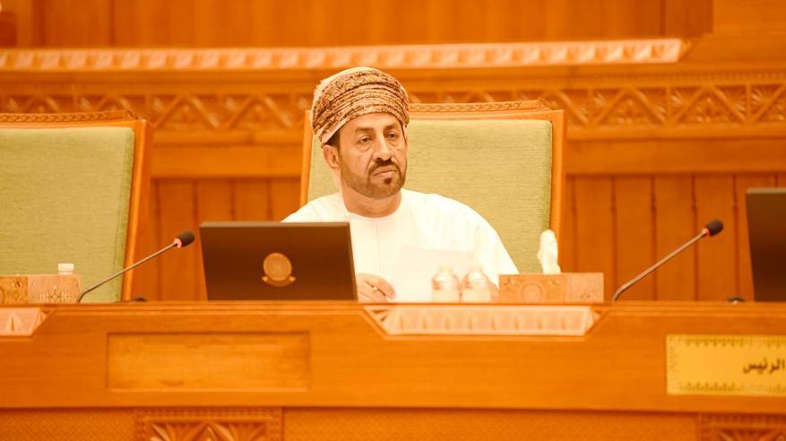 سعادة عبدالله الراسبي مقرر مشروع انشاء تحالف الاراضي الجافة