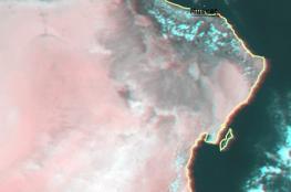 تزايد فرص هطول الأمطار الرعدية على بعض المناطق